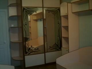 Мебель для детской.Шкаф-купе.