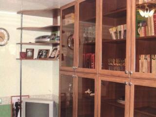 Мебель для гостиной.Стенка.Фасады - МДФ рамка.