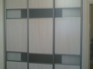 Вставки дверей - стекло Satin Glass.